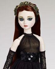 Tonner Ellowyne Wilde - Resin Deep Dark Forest Jewelry + Headband ONLY