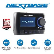 Nextbase In-Car DAB/DAB+ Digital Radio Adapter DAB250