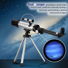F36050M 60x50mm Monocular Terrestrial Astronomical Refractor Telescope + Tripod