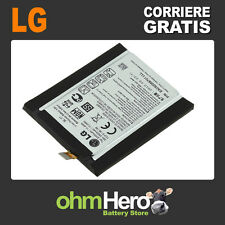 Batteria ORIGINALE per Lg Optimus G2 D802