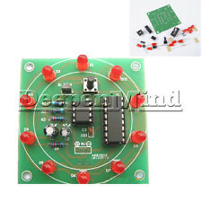 Electronic Lucky Rotary Suite DIY Kits Production Parts And Components