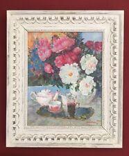 Huile sur toile de YELIZAROV.Guennadii - 1950 / 40 cm x 50 cm
