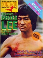 Kung-Fu Monthly Poster Magazine (Bruce Lee Game of Death Latest), Monthly No. 13