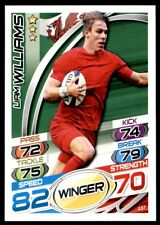 Topps Rugby Attax 2015 - Liam Williams Wales No. 157