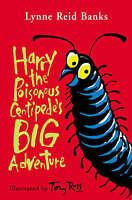 (Very Good)-Harry the Poisonous Centipede's Big Adventure (Paperback)-Banks, Lyn