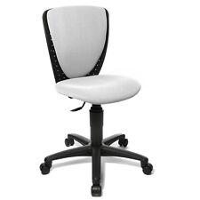 Kinder Schreibtischstuhl Stuhl Drehstuhl Topstar High S´cool weiß  B-Ware