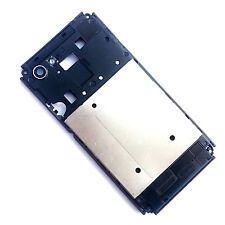 100% Genuine Sony Xperia E3 D2203 Black side housing+camera glass+loudspeaker