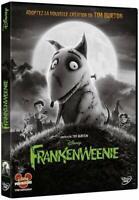 Frankenweenie (Tim Burton) DVD NEUF SOUS BLISTER Walt Disney
