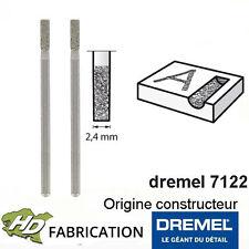 Dremel Pointes Diamantées 2 4mm 7122