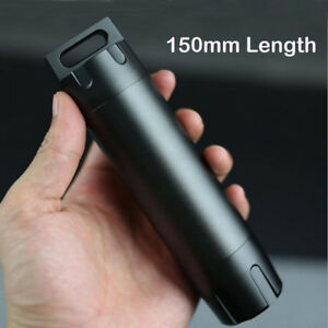 150mm Large Size Survival Waterproof Pill Bottle Travel  EDC Military Container