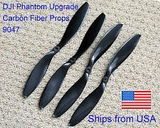 9047 Carbon Fiber Propeller 9x4.7 Set of 4 for all DJI Phantom 1 2 Vision+ FC40