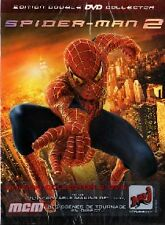 SPIDER-MAN 2 EDITION DOUBLE DVD COLLECTOR NEUF BLISTER