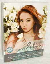 Jolin Tsai Ultimate Taiwan Ltd 2-CD+DVD (Digipak package)