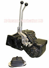 NP-205 stainless twin-stick shifter Ford style Transfer Case Shifter PN NP205F