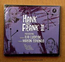 Hank Jones , Hank and Frank II ( CD_Dibipack_U.S.A. )