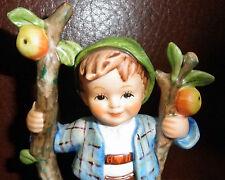 """Hummel # 142 Tmk- 6 """"Apple Boy """" Mint"""