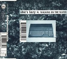 M. walking on the Water She's lazy [Maxi-CD]