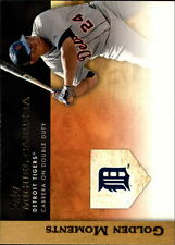 2012 Topps Golden Moments #GM40 Miguel Cabrera Tigers