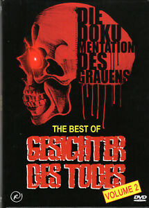 Best of gesichter des todes 2, small hardbox, uncut, faces of death, b