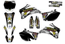 Yamaha YZF250-450 2006 2007 2008 2009 yzf450 yz250f yz450f graphic kit stickers