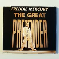 FREDDIE MERCURY : THE GREAT PRETENDER ♦ CD Maxi ♦
