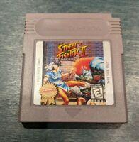 Nintendo Gameboy Street Fighter II (2) Cartridge Only