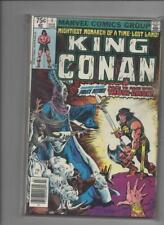 CONAN the KING #1 2 3 4 5 6 7 8 9 10-55, FN/VF, 1980, Robert Howard, Marvel