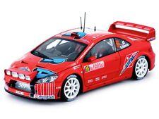 SUNSTAR 4695 PEUGEOT 307 WRC diecast rally car Gardemeister Honkanen 2006 1:18