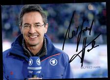 Wilfried Hark Autogrammkarte Original Signiert ## BC 52684