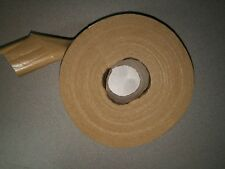 """10 Rolls of 3""""x 450 ft Extra HD Reinforced Gummed  Tape Water-Activated"""