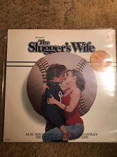The Sluggers Wife Sealed Lp First Press Hype Rare