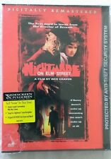 A NIGHTMARE ON ELM STREET (DVD) DIGITALLY REMASTERED NEW