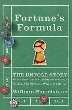 Fortune's Formula: The Untold Story of the Scientific Betting System That Beat t