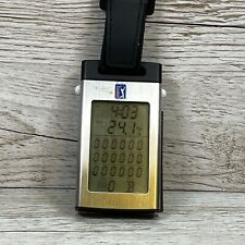 PGA Golf Electric Score Sheet with hang tag