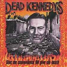 Give Me Convenience or Give Me Death [180 Gram Vinyl] by Dead Kennedys (Vinyl, Mar-2011, Manifesto Records)