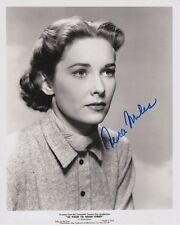 VERA MILES Signed 23 PACES TO BAKER STREET Photo w/ Hologram COA