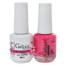 GELIXIR Soak Off Gel Polish Duo Set (Gel + Matching Lacquer) - 011