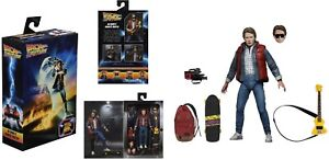 Back To The Future Part 1 - Ultimate Marty McFly 7″ Scale Action Figure - NECA