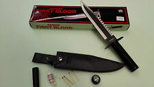 RAMBO I FIRST BLOOD PART ONE MILITARY SURVIVAL FIGHTING KNIFE SHARP