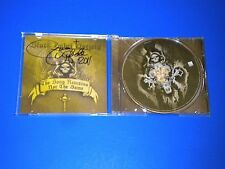 "ZAKK WILDE SIGNED CD BOOKLET ""THE SONG REMAINS NOT THE SAME"" coa"