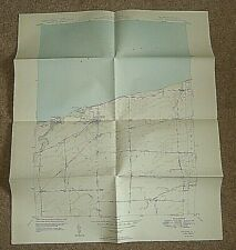 1949 WILSON  N.Y. QUADRANGLE MAP - NEW YORK USA