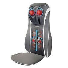 HOMEDICS SENSA Touch Massaggiatore per la schiena-schiena e spalle riscaldato massaggio sedia
