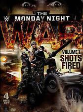WWE: Monday Night War Vol. 1: Shots Fired, Acceptable DVD, Diamond Dallas Page,