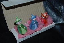 3 Miniature Disney Fairies Doll Accessory  by Madame Alexander New