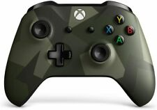 Microsoft Official Xbox Armed Forces II Controller Special Edition 12M Warranty