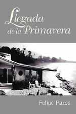 Llegada de la Primavera (Spanish Edition)