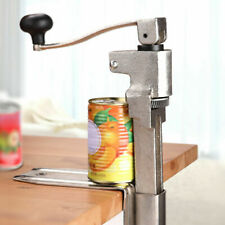 Commercial Tabletop Can Opener Certified Large Duty Table 20 Stainless Steel