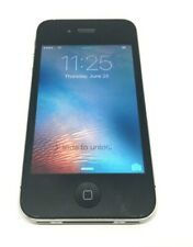 Apple iPhone 4s - 16GB - Black (CDMA Unlocked) A1387 - Fair Condition