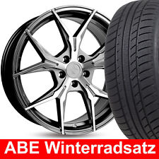 """18"""" ABE Keskin KT19 Winterräder PFP 225/40 Reifen für VW Golf 7 R Variant AU"""