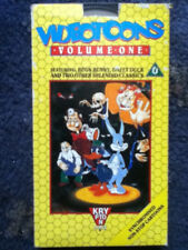 Videotoons, Volume 1, Incl Bugs Bunny and Daffy Duck,  [VHS] Carded sleeve/case